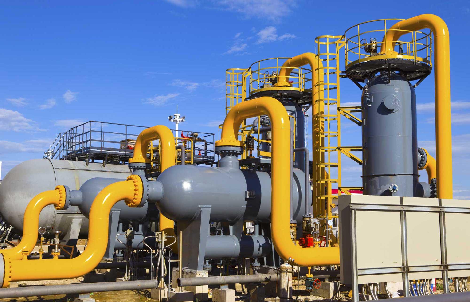 gas-dehydration-system